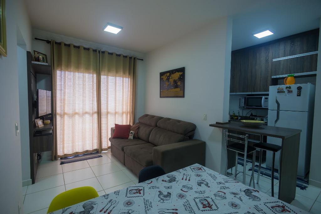 Apartamento para comprar, 2 quartos, no bairro Glebas Califórnia em Piracicaba - SP