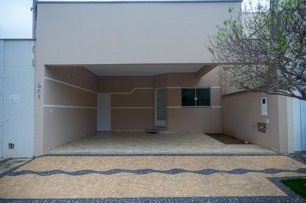Casa em Condomínio para comprar, 3 quartos, 1 suíte, 2 vagas, no bairro Jardim Ipanema em Piracicaba - SP