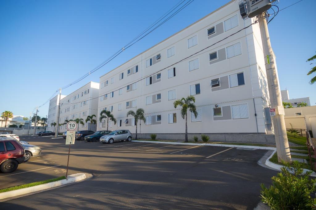Apartamento para comprar, 2 quartos, 1 vaga, no bairro Jardim São Francisco em Piracicaba - SP