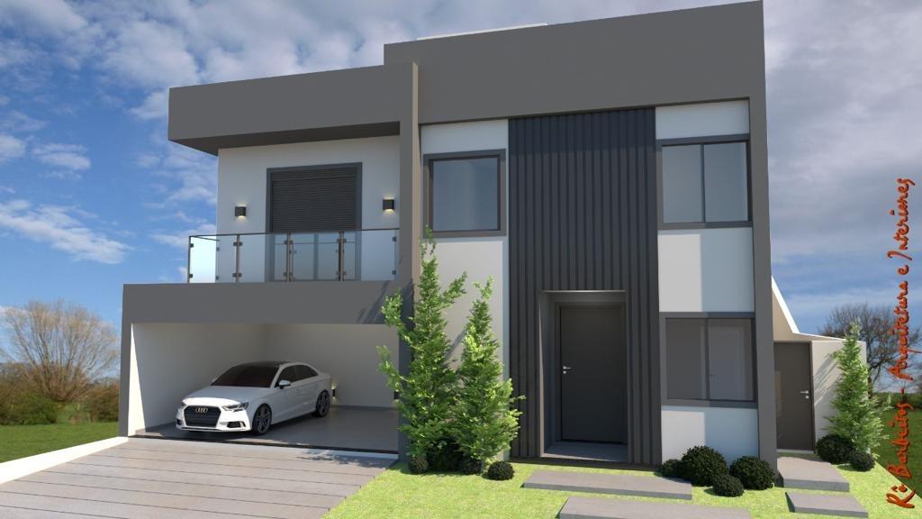 Casa em Condomínio para comprar, 3 quartos, 3 suítes, 2 vagas, no bairro Villa D'áquila em Piracicaba - SP