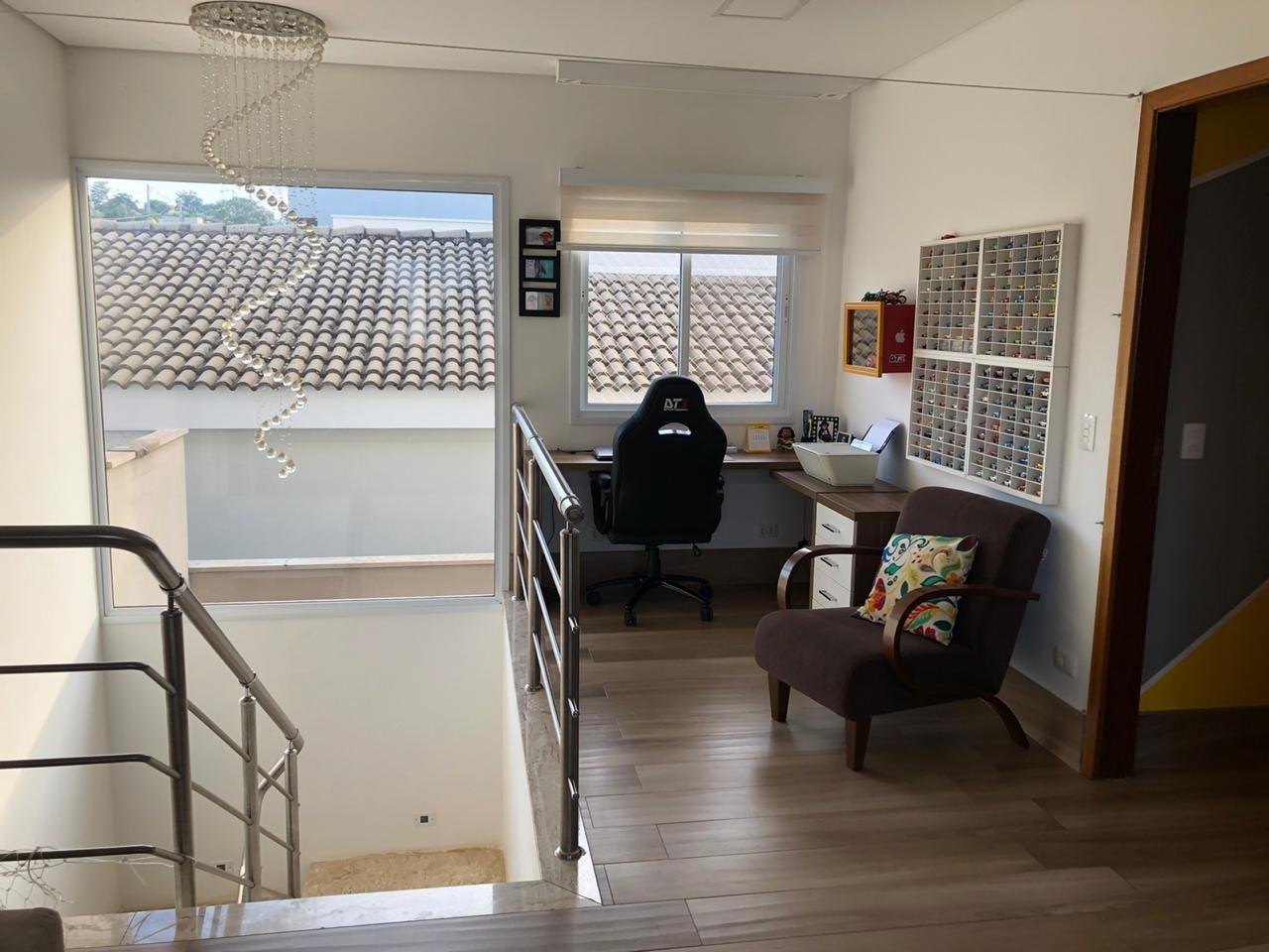 Casa em Condomínio para comprar, 3 quartos, 3 suítes, 4 vagas, no bairro Residencial Villa D'Itália em Piracicaba - SP