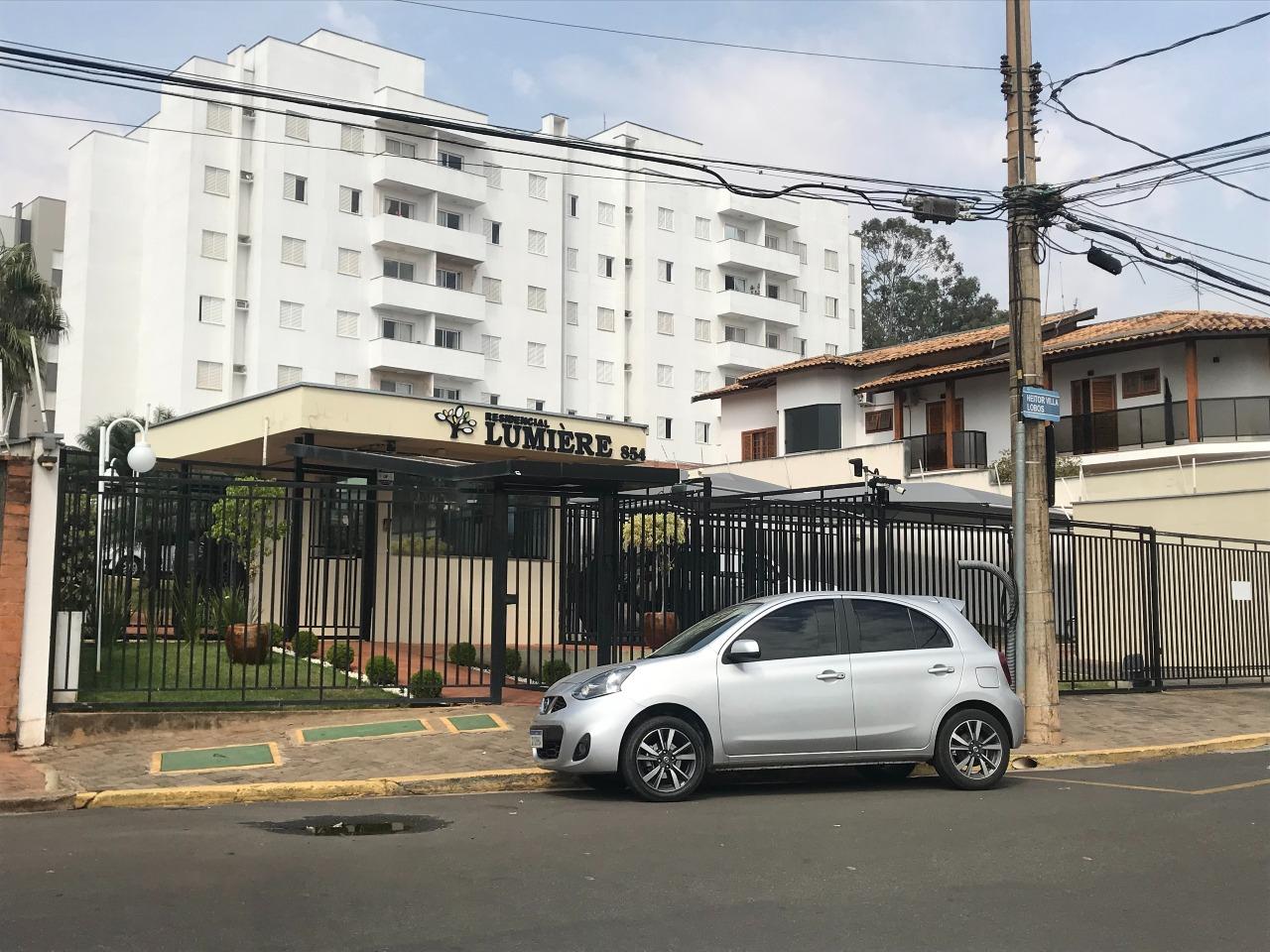 Apartamento para comprar, 2 quartos, 1 suíte, 1 vaga, no bairro Parque Santa Cecília em Piracicaba - SP