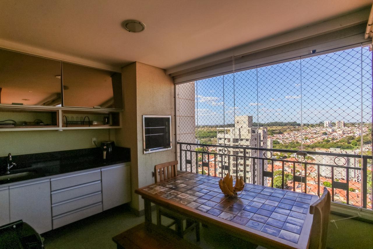 Apartamento para comprar, 3 quartos, 3 suítes, 3 vagas, no bairro Vila Independência em Piracicaba - SP