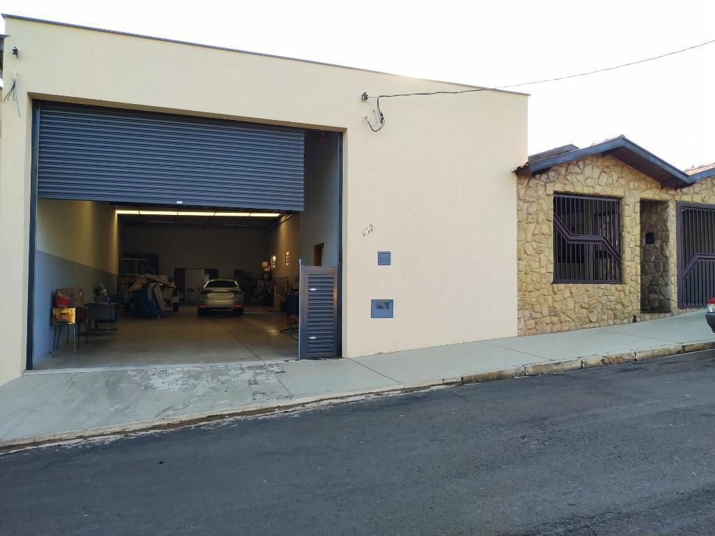 Salão para alugar, no bairro Jardim Bela Vista em Rio das Pedras - SP