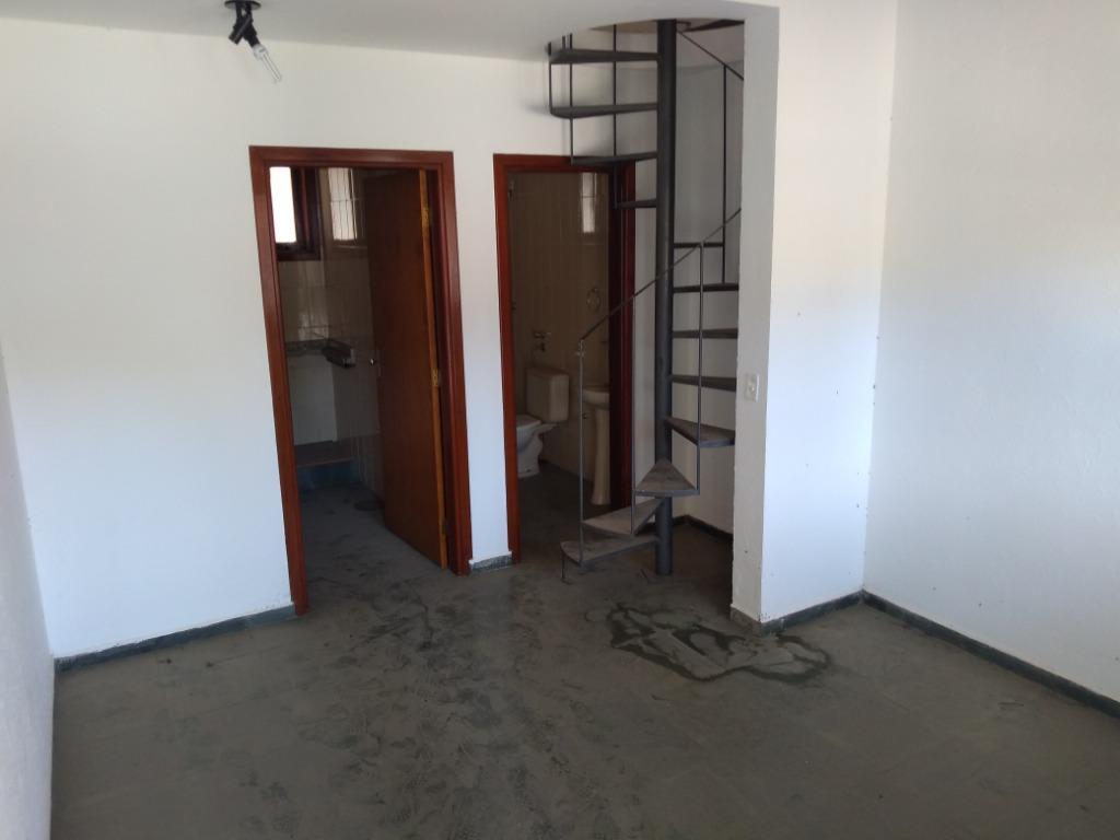 Kitnet para alugar, 1 quarto, 1 vaga, no bairro Colinas do Piracicaba (Ártemis) em Piracicaba - SP
