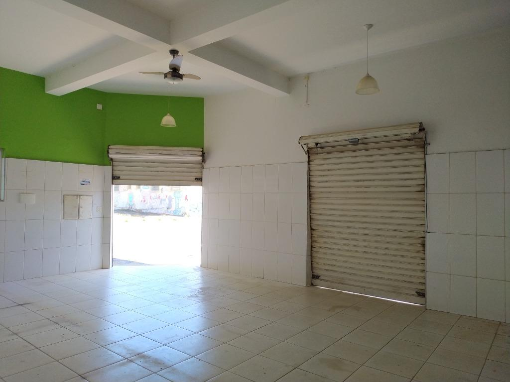 Salão para alugar, no bairro Jardim Dona Antonieta em Rio das Pedras - SP