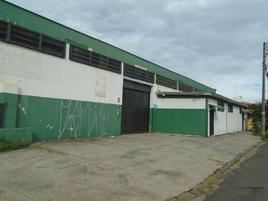 Galpão para comprar, 6 vagas, no bairro Santa Terezinha em Piracicaba - SP