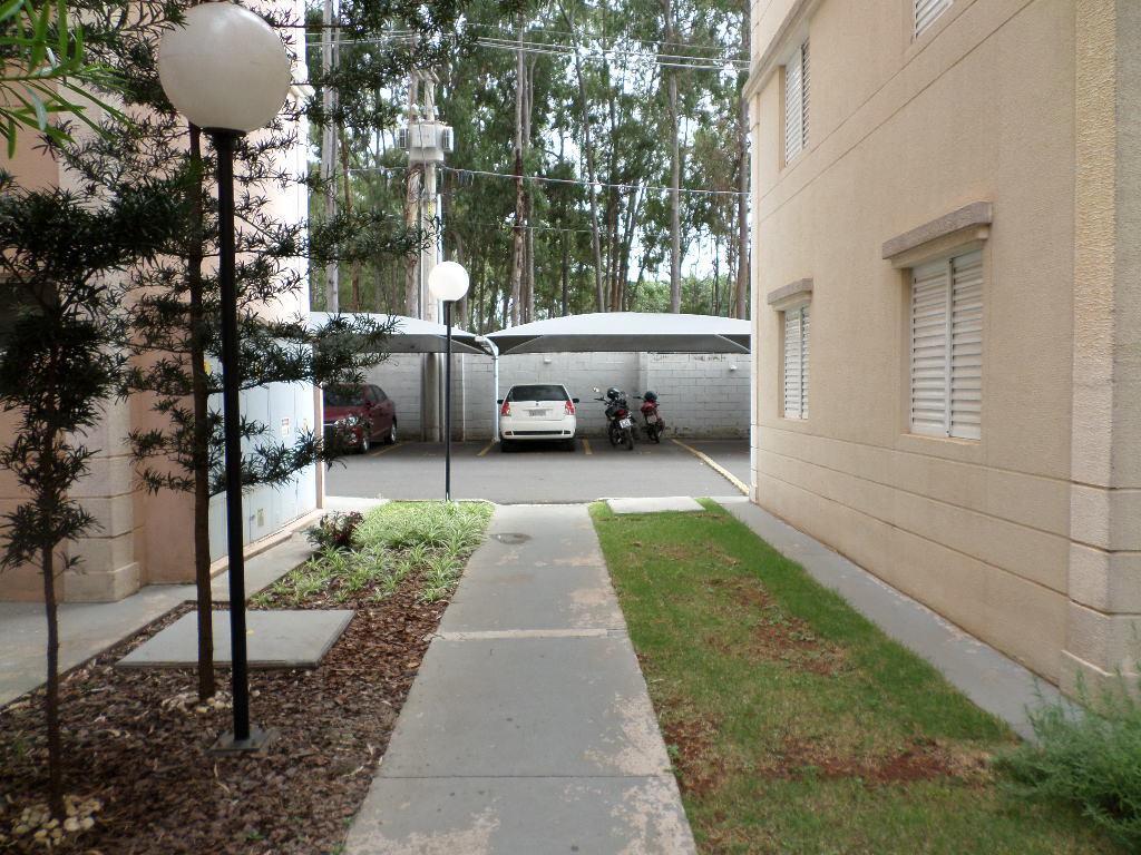 Apartamento para comprar, 2 quartos, 1 vaga, no bairro Água Branca em Piracicaba - SP