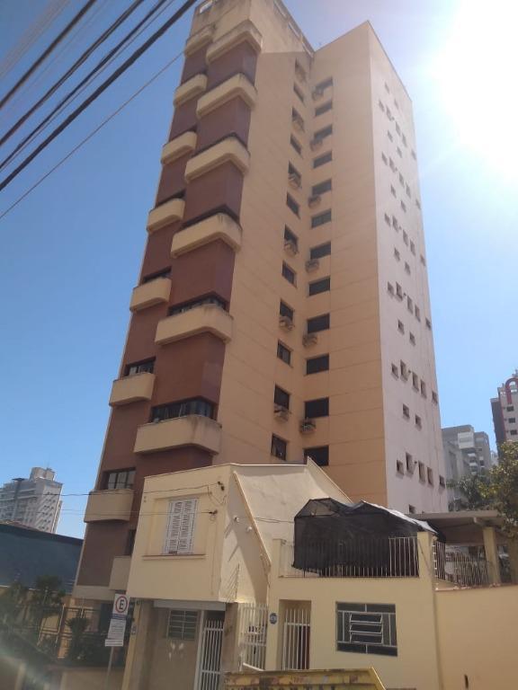 Apartamento para alugar, 2 quartos, 1 vaga, no bairro Centro em Piracicaba - SP