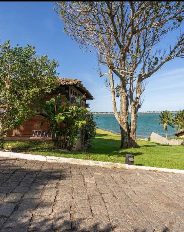Lote em condomínio à venda no Aldeia da Praia: