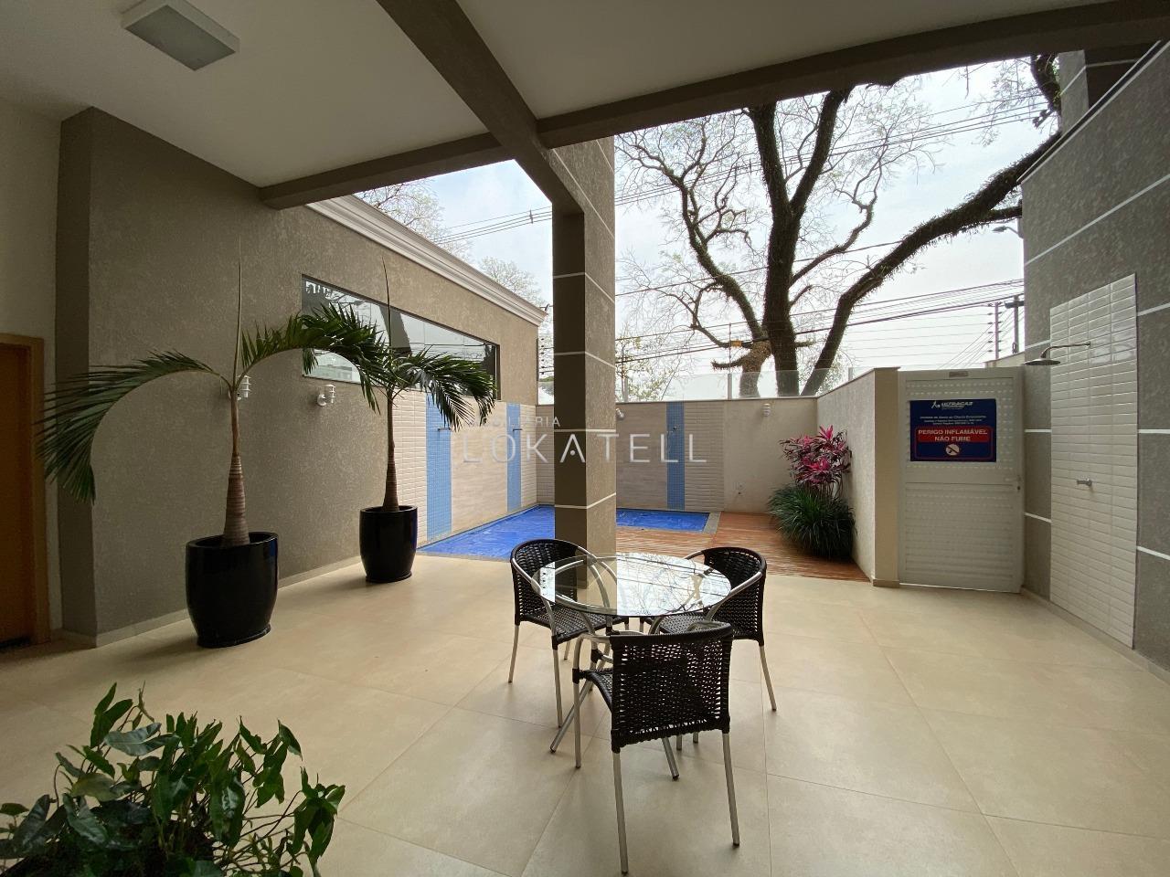 Apartamento para aluguel no CENTRO: area de lazer
