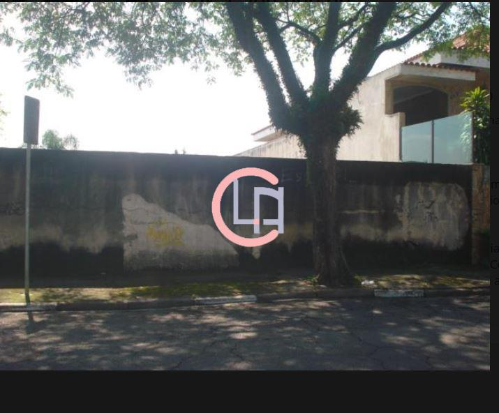 Terreno à venda, Chácara Inglesa - São Bernardo do Campo/SP