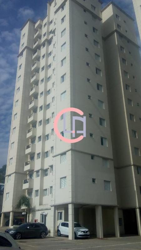 Apartamento à venda, 2 quartos, 1 vaga, Vila Palmares - Santo André/SP