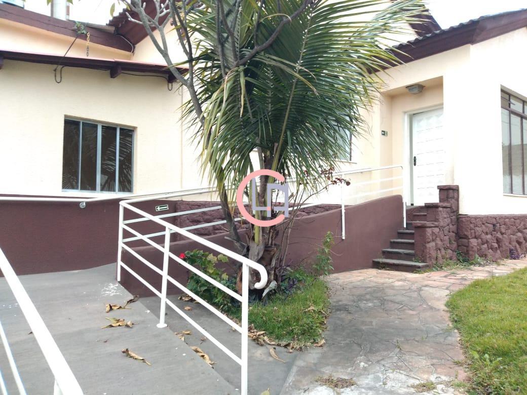 Casa para aluguel, 5 quartos, 1 suíte, 6 vagas, Campestre - Santo André/SP