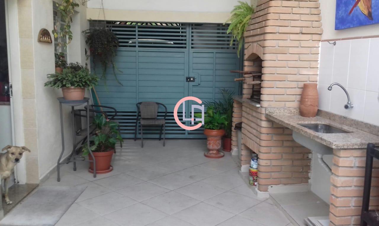 Casa à venda, 3 quartos, 1 suíte, 3 vagas, Anchieta - São Bernardo do Campo/SP