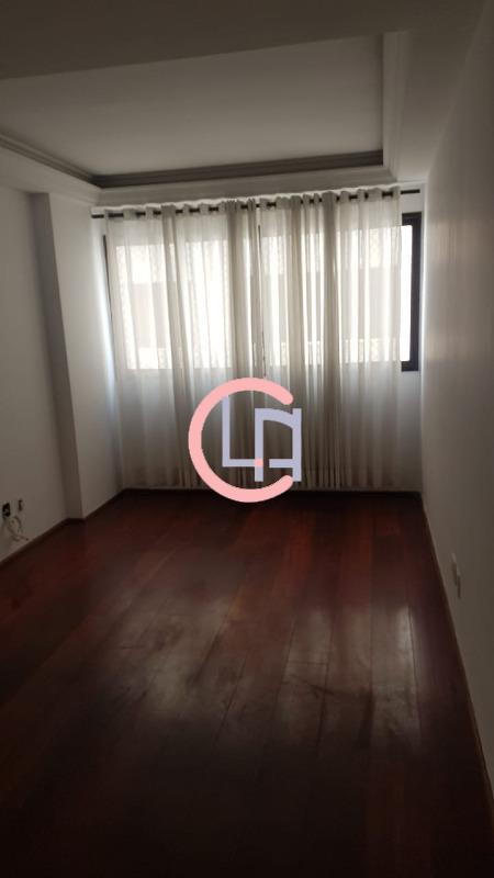 Apartamento para aluguel, 3 quartos, 1 suíte, 1 vaga, Vila Valparaíso - Santo André/SP