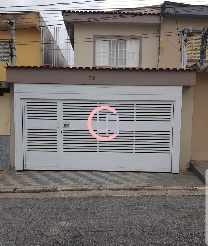 Sobrado à venda, 3 quartos, 1 suíte, 2 vagas, Independência - São Bernardo do Campo/SP