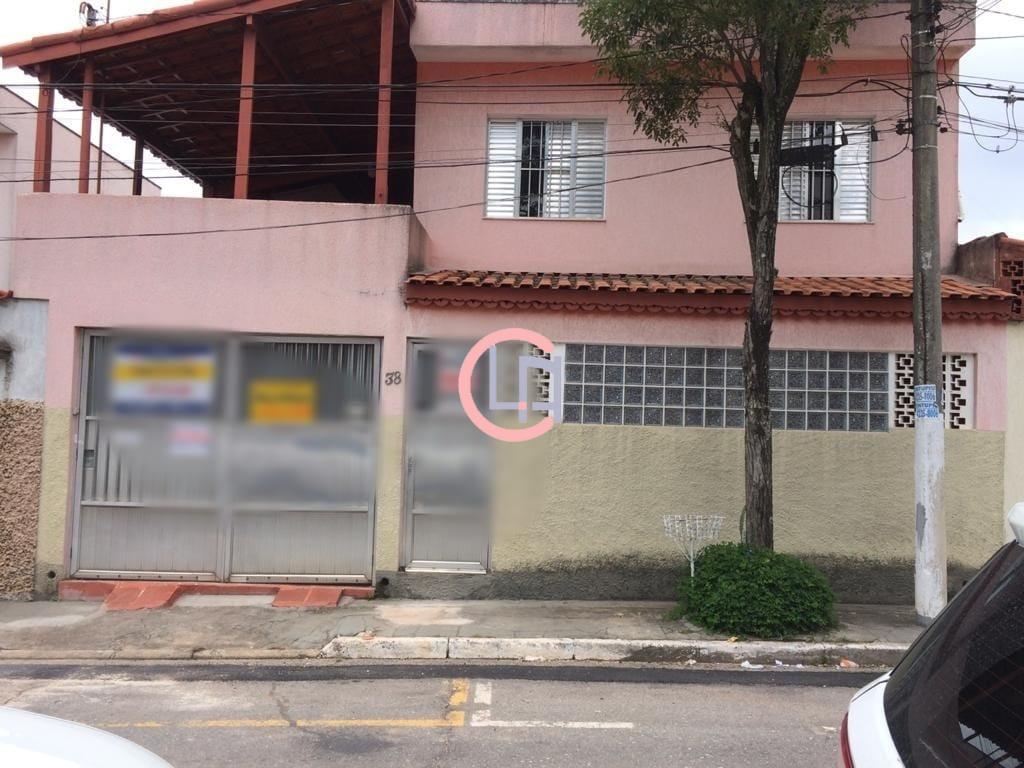 Casa para aluguel, 2 quartos, 1 vaga, Centro - São Bernardo do Campo/SP