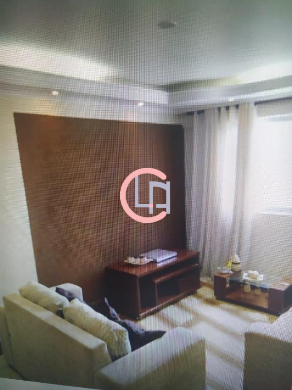 Apartamento para aluguel, 2 quartos, 1 vaga, Baeta Neves - São Bernardo do Campo/SP
