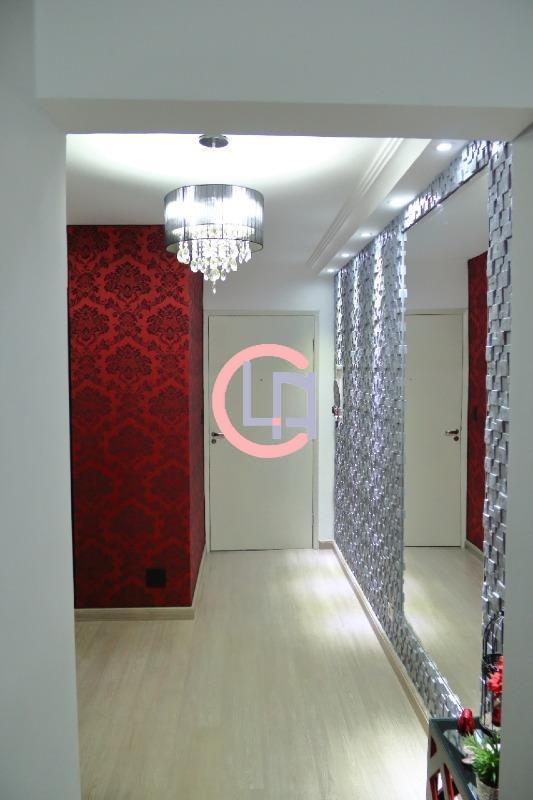 Apartamento à venda, 2 quartos, 1 vaga, Centro - São Bernardo do Campo/SP