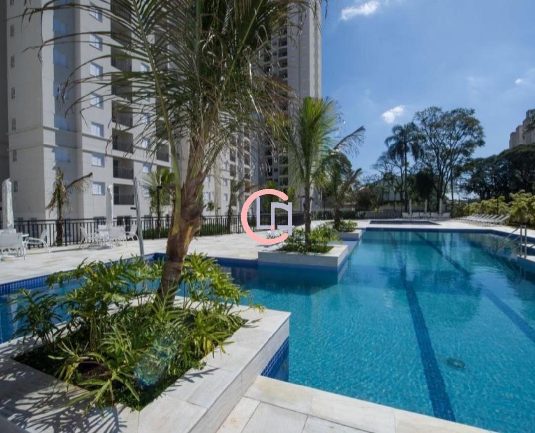 Apartamento para aluguel, 2 quartos, 1 vaga, Jardim Olavo Bilac - São Bernardo do Campo/SP