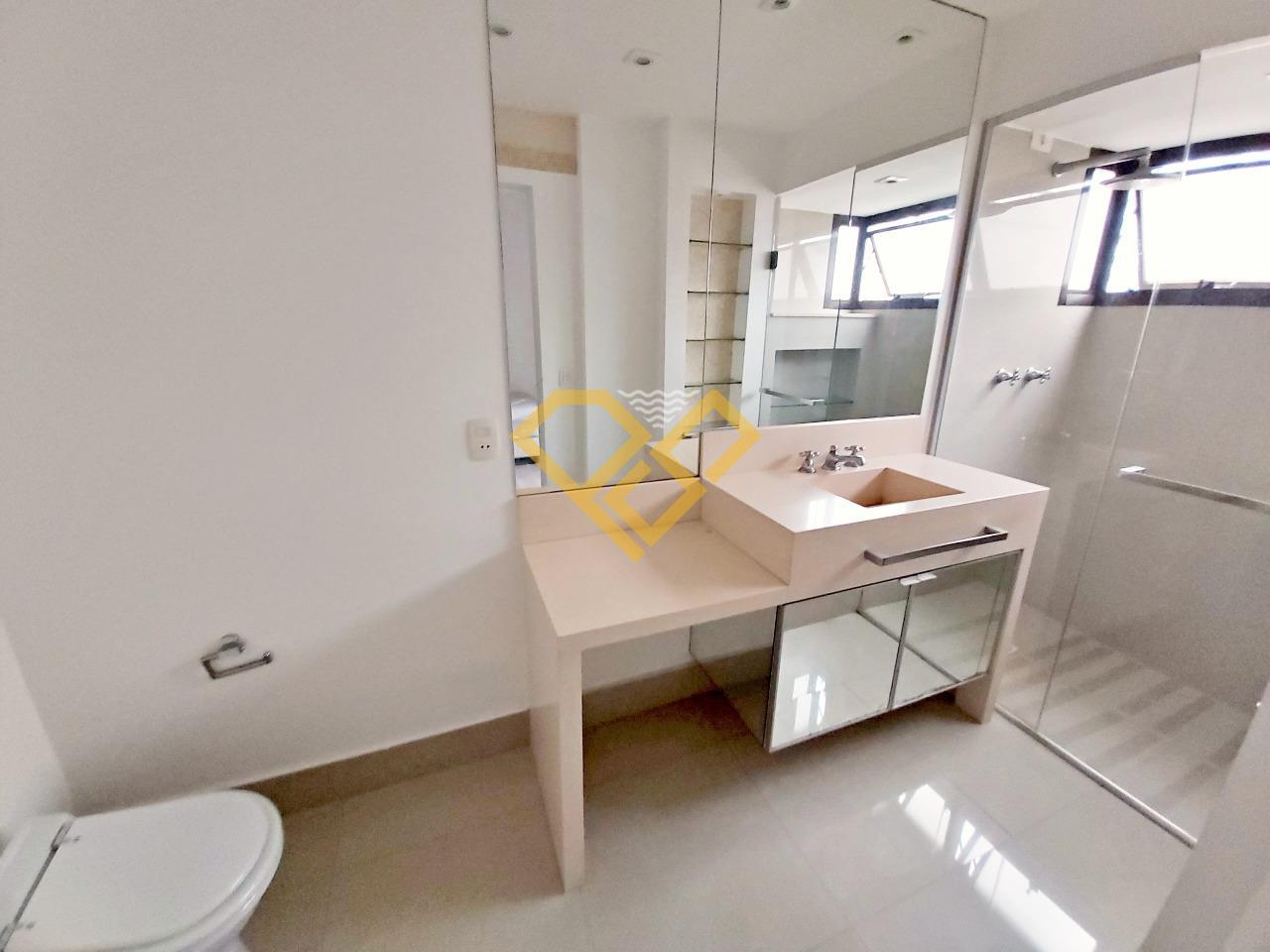Apartamento à venda no Gonzaga: Wc da suíte 2