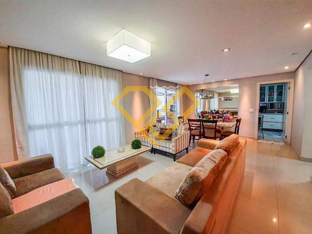 Apartamento à venda no Gonzaga: sala-de-estar