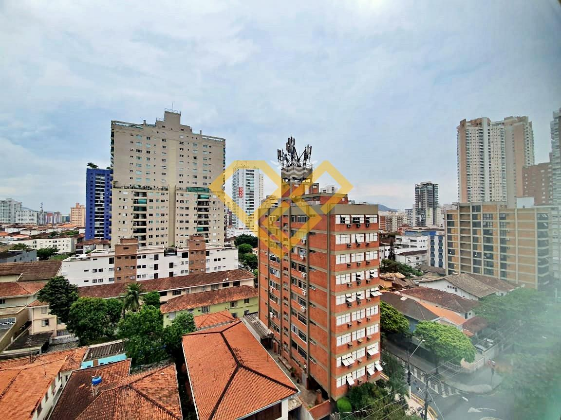 Apartamento à venda no Embaré: Vista