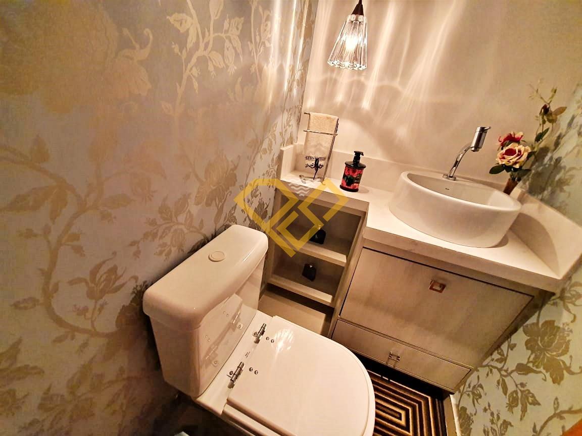 Apartamento à venda no Embaré: Lavabo