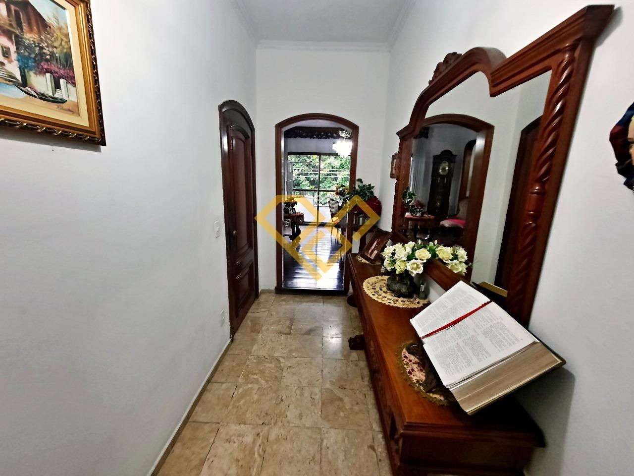 Apartamento à venda no Gonzaga: Hall de entrada