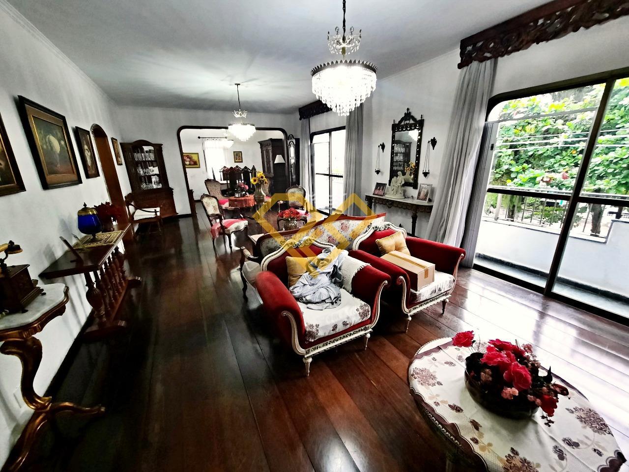 Apartamento à venda no Gonzaga: Sala