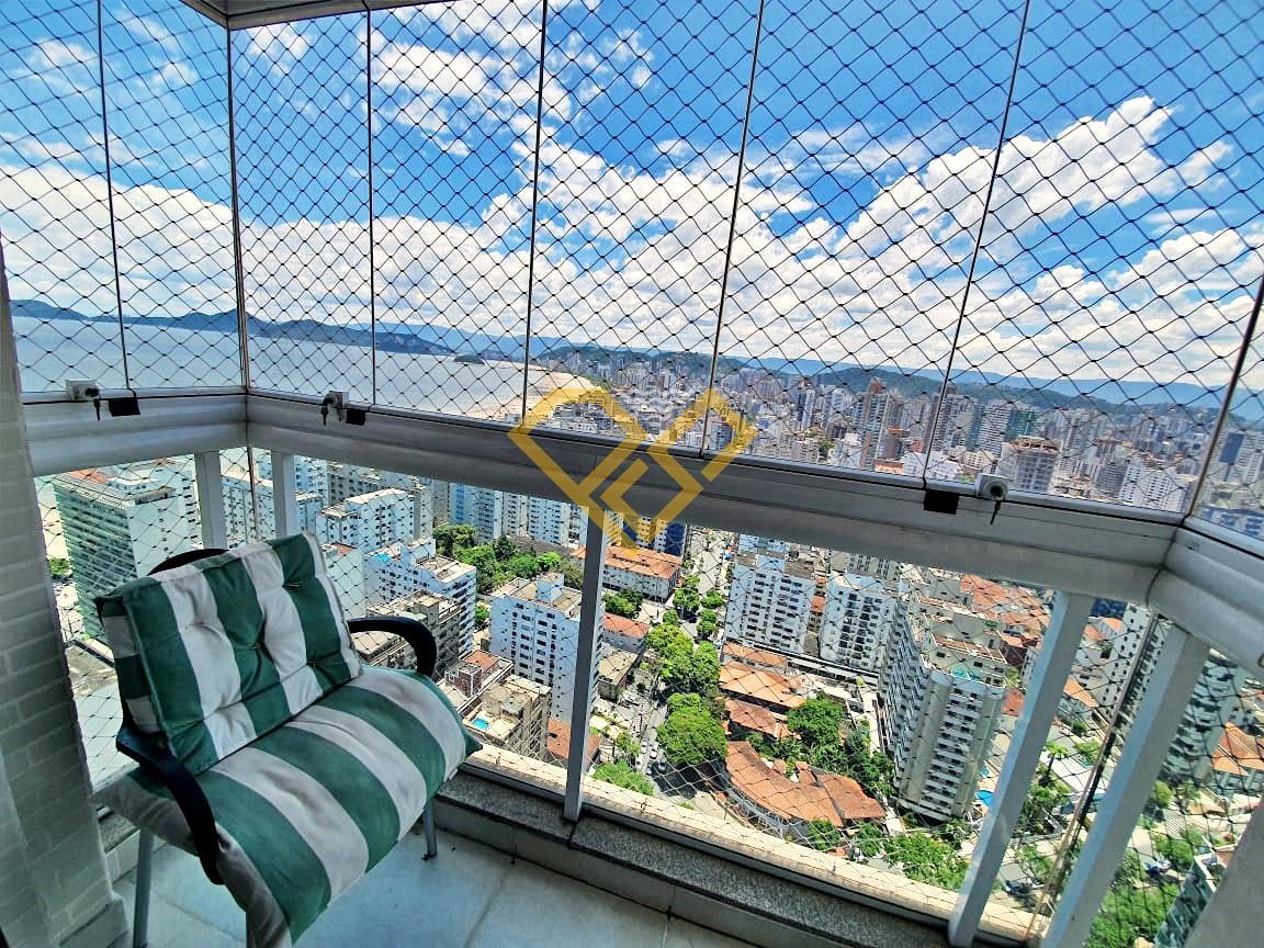 Apartamento à venda no Boqueirão: Varanda