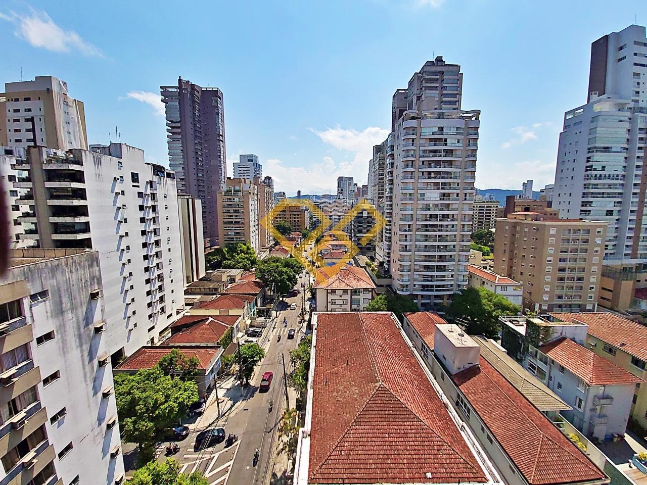 Apartamento à venda no Boqueirão: Vista da varanda gourmet