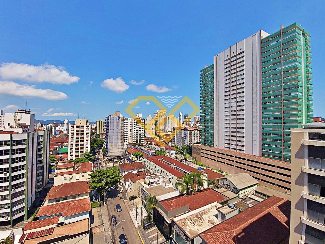 Apartamento à venda no Boqueirão: Vista da suíte 1