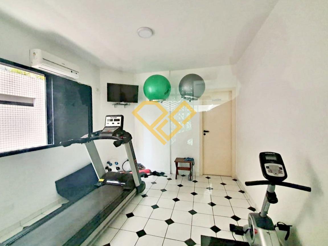 Apartamento à venda no Boqueirão: Academia
