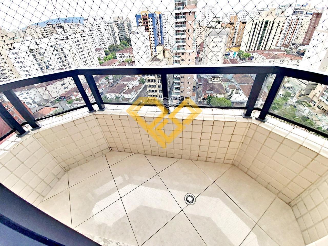 Apartamento à venda no Boqueirão: Varanda suíte 1