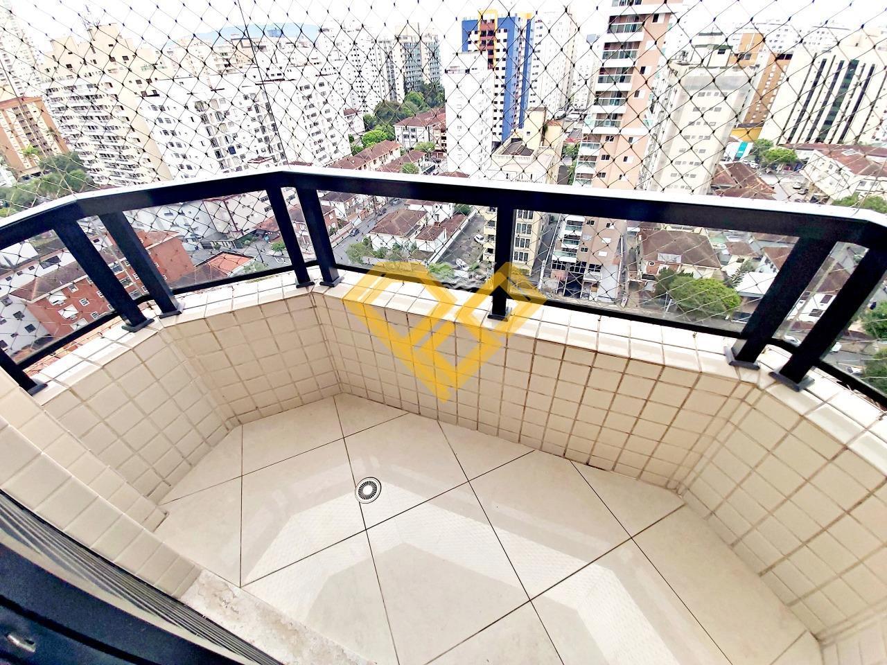 Apartamento à venda no Boqueirão: Varanda suíte 2