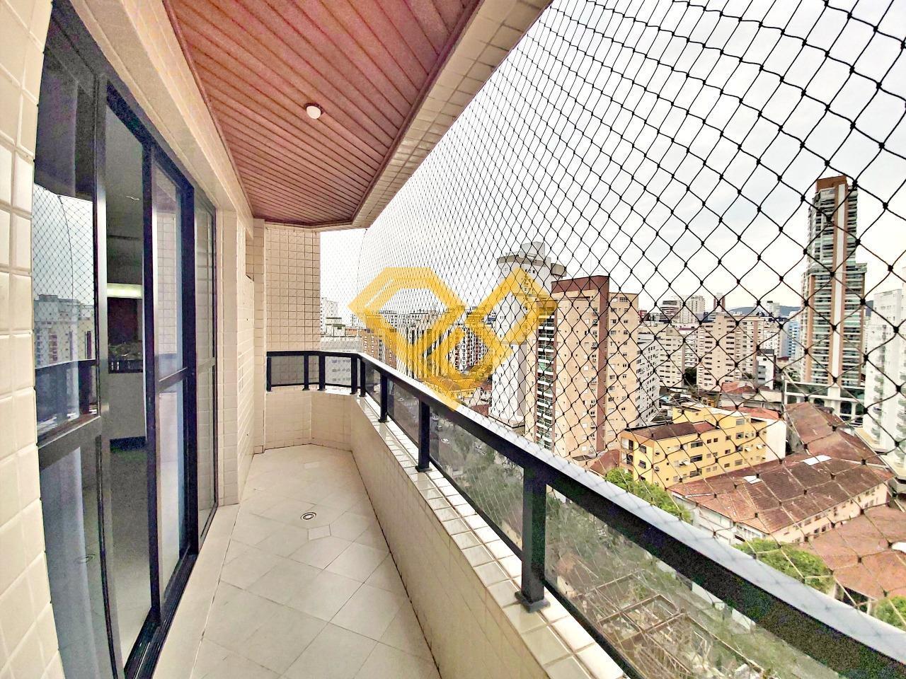Apartamento à venda no Boqueirão: Varanda da sala