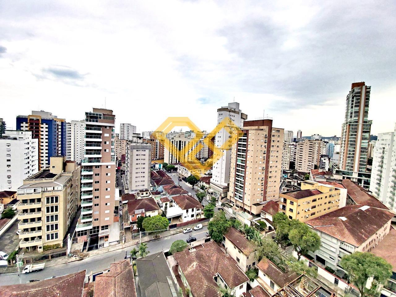 Apartamento à venda no Boqueirão: Vista da varanda