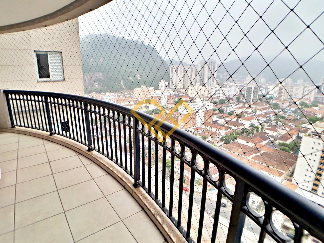 Apartamento à venda no Marapé: Varanda da suíte 2
