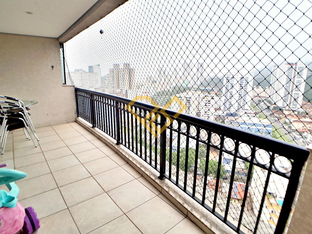 Apartamento à venda no Marapé: Varanda da sala