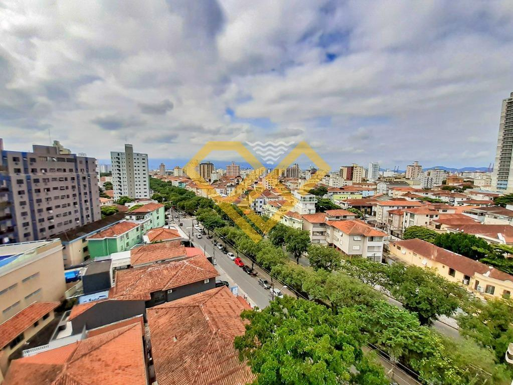 Apartamento à venda no Boqueirão: Vista da Suíte