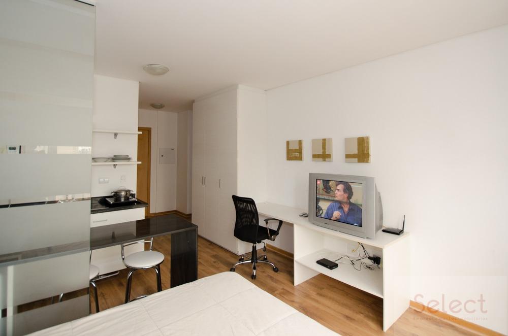 Studio para aluguel no Centro: