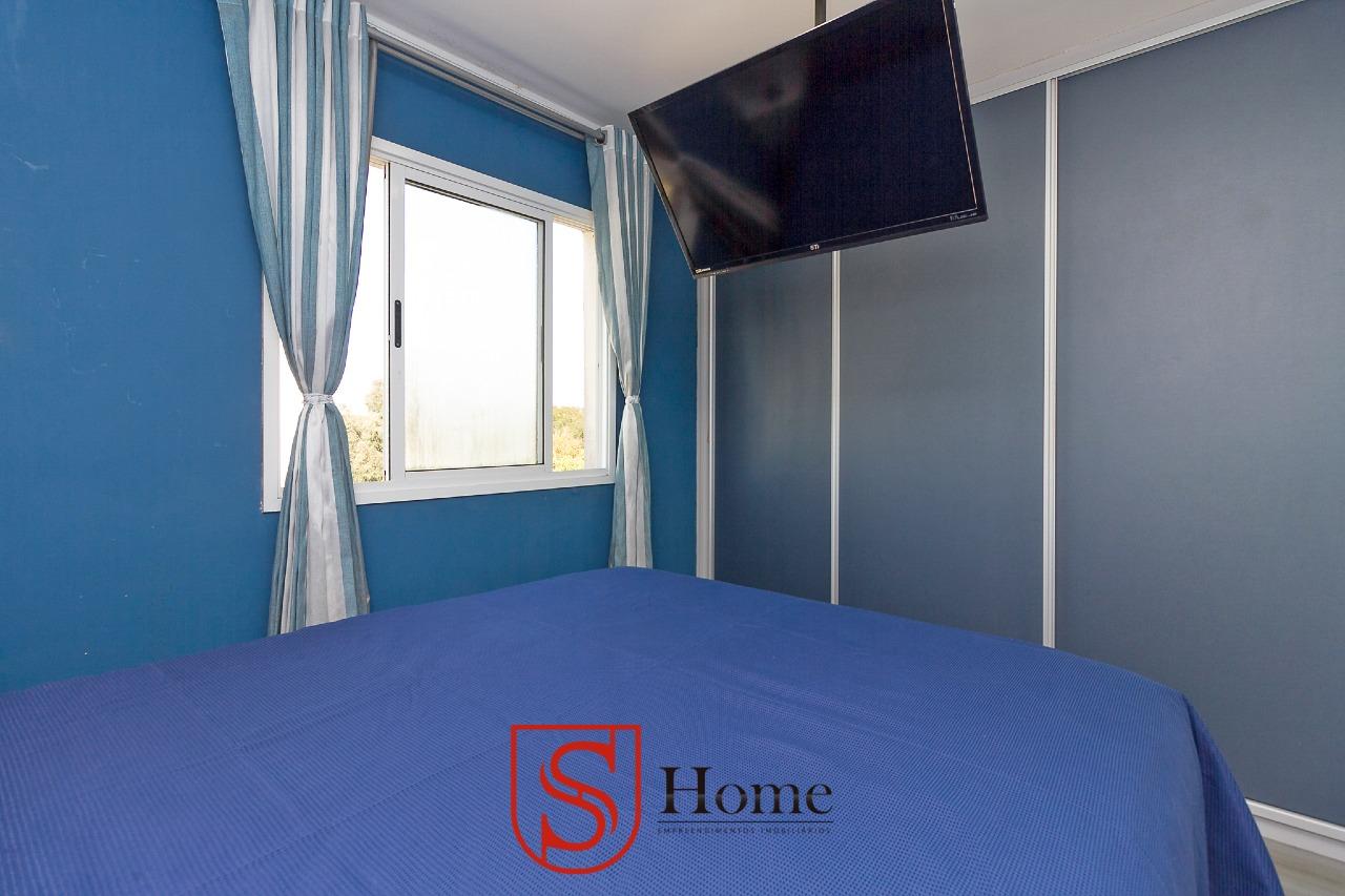 Apartamento à venda no Bacacheri: