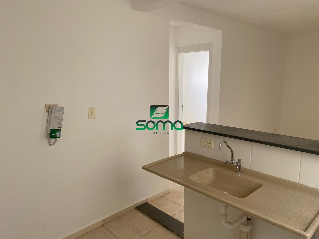Apartamento à venda no Gávea II: