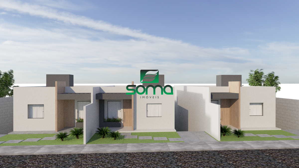 Casa Geminada à venda no Parque Jardim Alterosa: