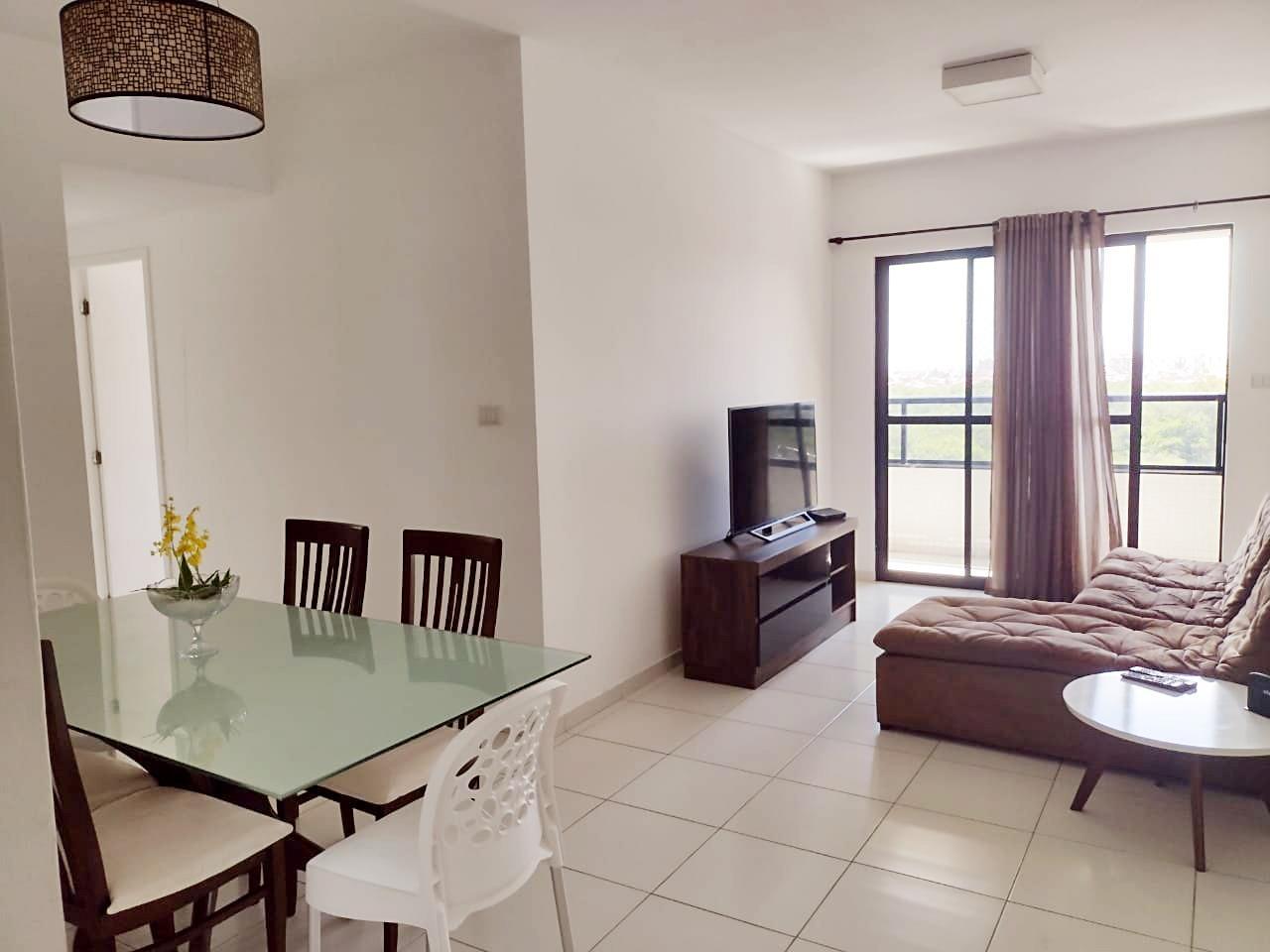 Apartamento à venda, 3 quartos, 1 suíte, 2 vagas, Farolândia - Aracaju/SE