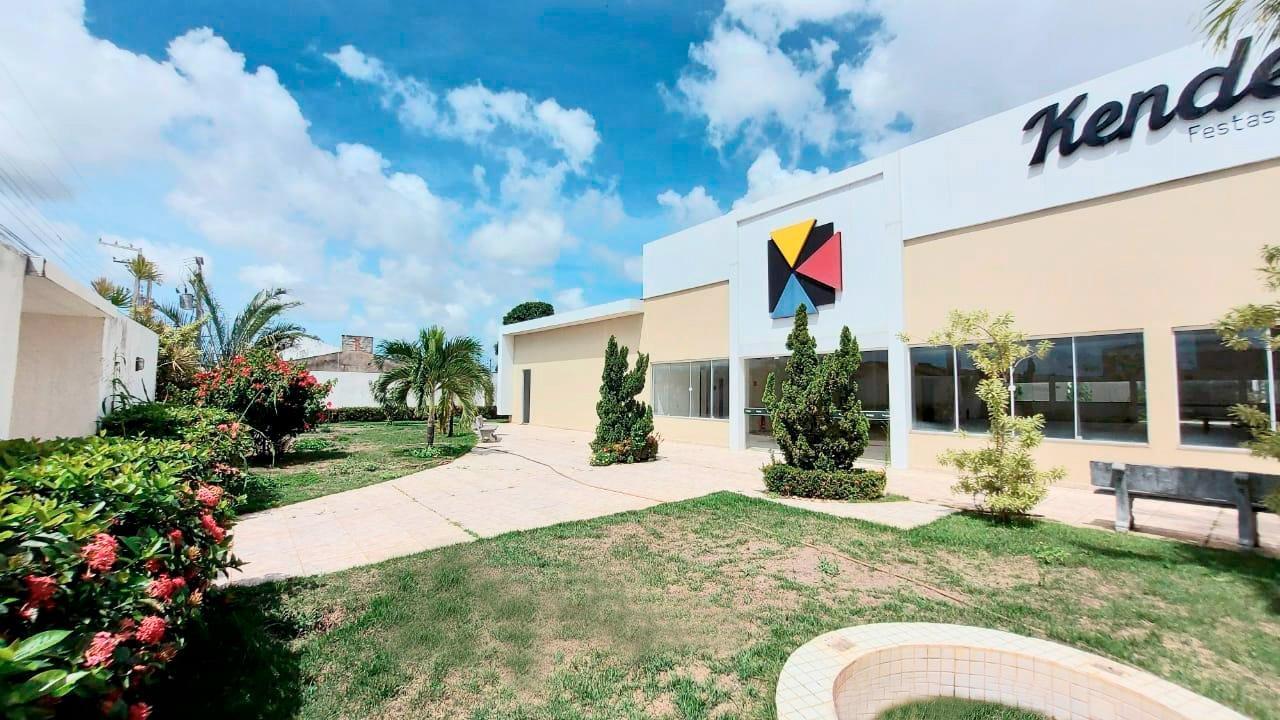 Ponto comercial para Locação medindo 1.953 m²