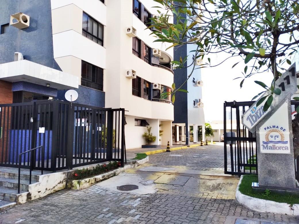 Apartamento no Condomínio Palma de Mallorca