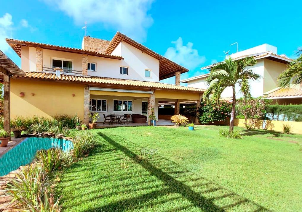 Casa em condominio à venda, 4 quartos, 4 suítes, 4 vagas, Zona de Expansão (Mosqueiro) - Aracaju/SE